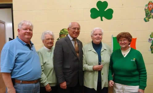 IRISH NIGHT FUNDRAISER
